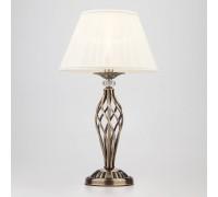Настольная лампа 01002/1 античная бронза