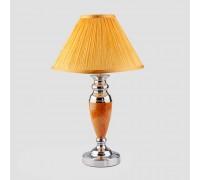 Классическая настольная лампа 008/1T RDM (янтарь)