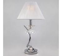 Настольная лампа 1087/1 хром