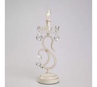 Настольная лампа 12205/1T белый