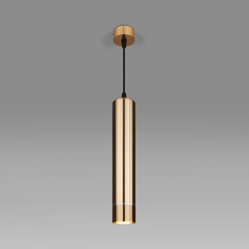 Подвесной светильник DLN107 GU10 золото