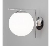 Настенно-потолочный светильник со стеклянным плафоном 70153/1 хром