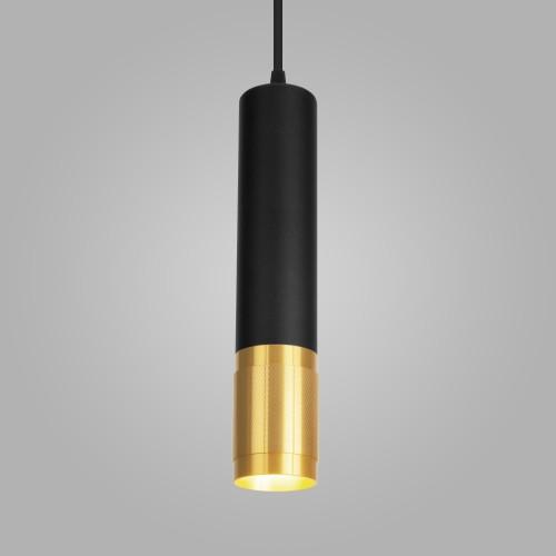 Подвесной светильник DLN108 GU10 черный/золото