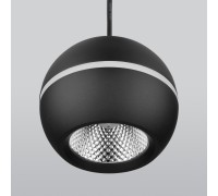 Подвесной светодиодный светильник DLS023 9W 4200K черный