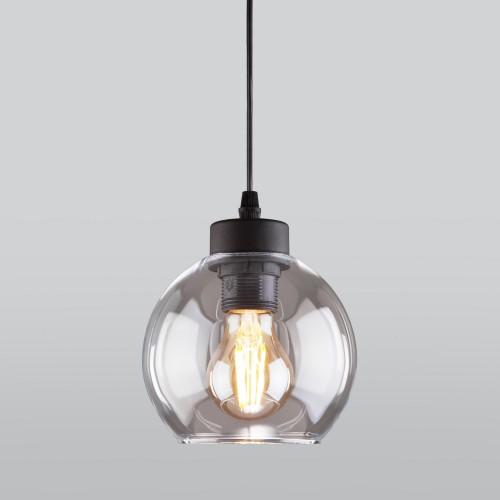 Подвесной светильник с круглым стеклянным плафоном 4319 Cubus