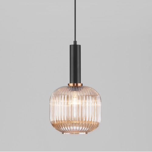 Подвесной светильник 50182/1 янтарь
