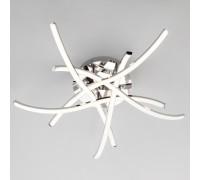 Светодиодный потолочный светильник 90108/5 хром