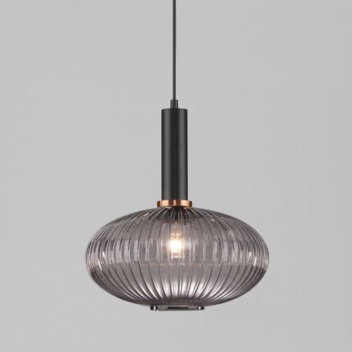 Подвесной светильник 50183/1 дымчатый