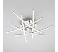 Светодиодный потолочный светильник 90107/6 хром