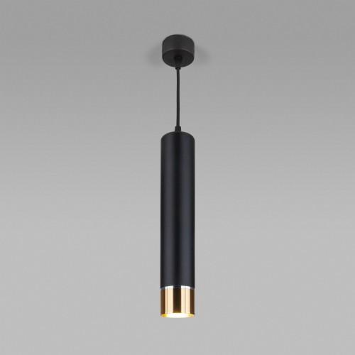 Подвесной светильник DLN107 GU10 черный/золото
