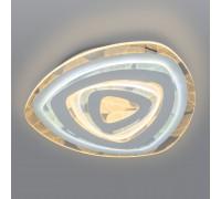 Потолочный светодиодный светильник с пультом управления 90221/1 белый