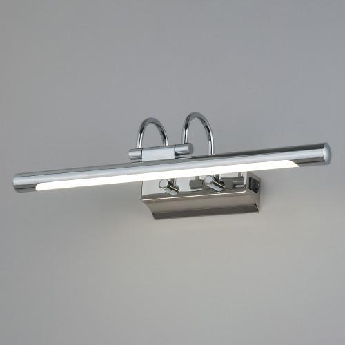 Flint Neo SW LED хром с выключателем настенный светодиодный светильник MRL LED 1022