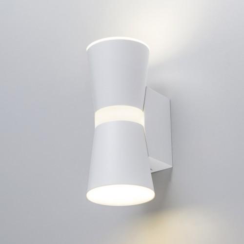 Настенный светодиодный светильник Viare LED белый (MRL LED 1003)