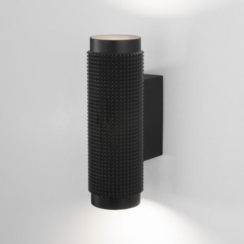 Spike GU10 Черный настенный светильник MRL 1014