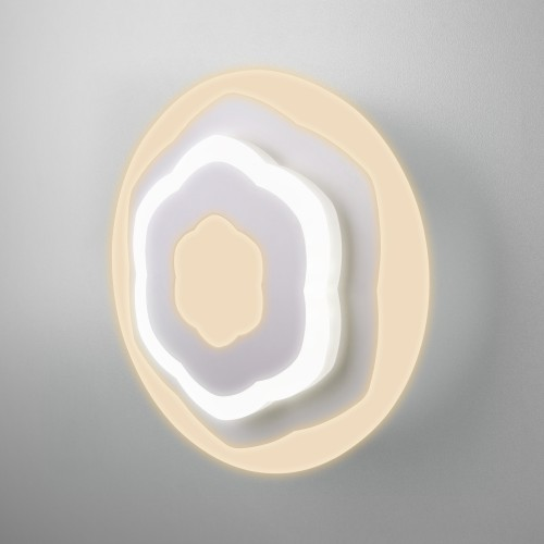 Настенный светодиодный светильник 90117/2 белый