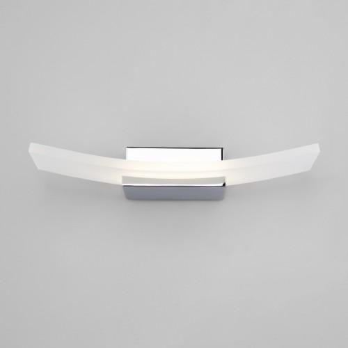 Настенный светодиодный светильник 40152/1 LED хром