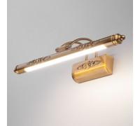 Светодиодная подсветка Schelda LED бронзовая (MRL LED 8W 1010 IP20)