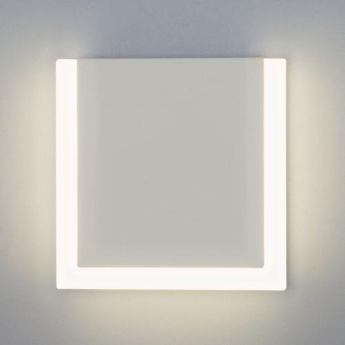 Настенный светодиодный светильник 40146/1 LED белый