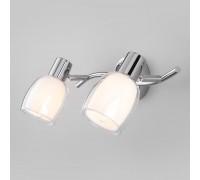 Настенный светильник с поворотными плафонами 20119/2 белый