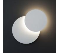 Настенный светодиодный светильник 40135/1 белый
