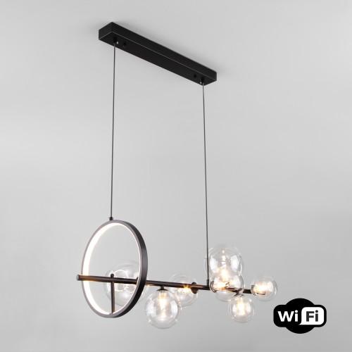 Подвесной светильник с управлением по Wi-Fi 90167/8 черный