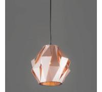 Подвесной светильник с длинным тросом 1,8м 50157/1 золото
