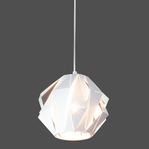 Подвесной светильник с длинным тросом 1,8м 50157/1 белый