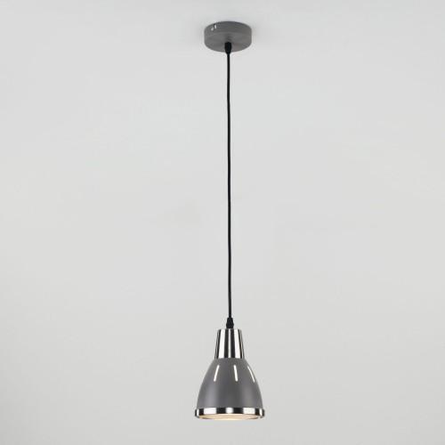 Подвесной светильник 50173/1 серый