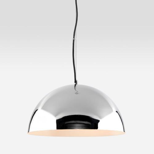 Подвесной светильник с хромированным плафоном 50147/3 хром