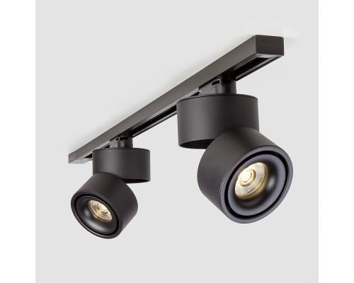 Светильник потолочный светодиодный Klips Черный 15W 4200K LTB21