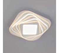 Светодиодный потолочный светильник с пультом управления 90154/6 белый