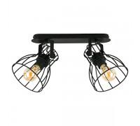 Светильник в стиле лофт 2121 Alano Black
