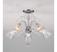 Потолочный светильник 30157/5 хром