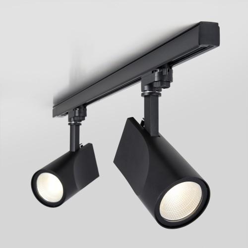 Светильник потолочный светодиодный Vista Черный 32W 4200K LTB16