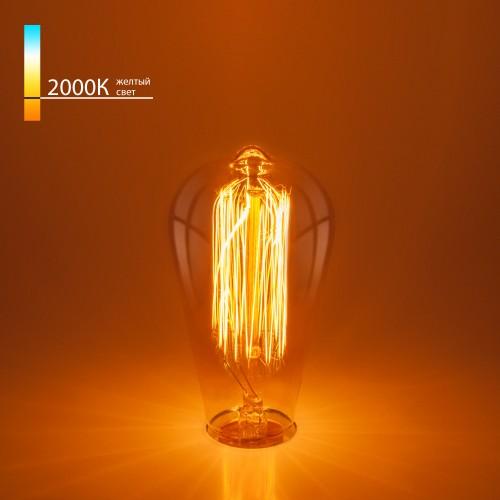 Лампа Эдисона ST64 60W