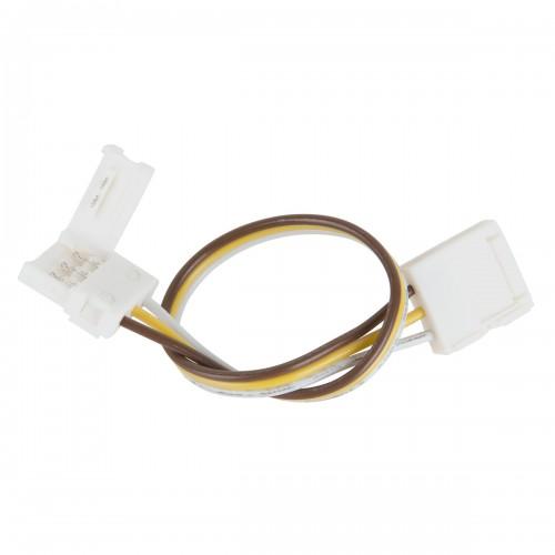 Коннектор для светодиодной ленты «Бегущая волна» гибкий двусторонний (10 шт.) a037996