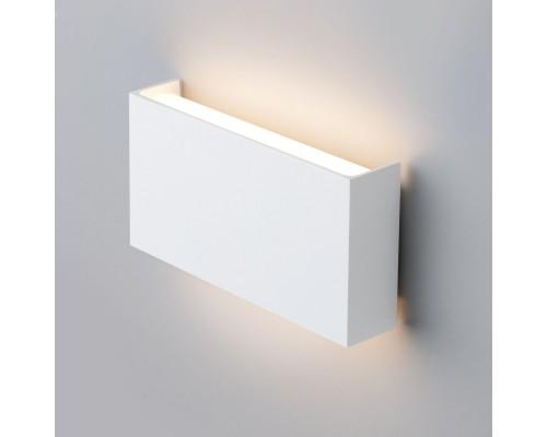 Golf белый уличный настенный светодиодный светильник 1705 TECHNO LED
