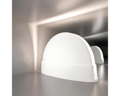1630 TECHNO LED белый Светодиодный светильник IP54 1630 TECHNO LED
