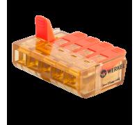 Клемма универсальная соединительная 5-проводная (5 шт.) TR-02-05