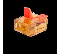 Клемма универсальная соединительная 2-проводная (5 шт.) TR-02-02