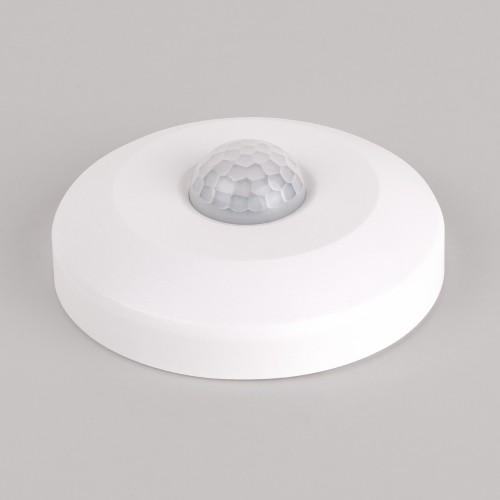 Инфракрасный датчик движения SNS-M-14 6m 2.2-4m 100W IP20 360 Белый SNS-M-14