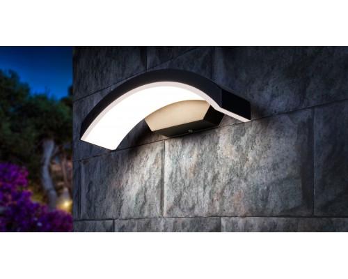Asteria D уличный настенный светодиодный светильник 1671 TECHNO LED
