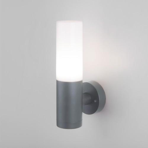 Настенный уличный светильник IP54 серый 1418 TECHNO