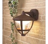 Gala D брауни уличный настенный светодиодный светильник GL LED 3001D