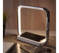 Настольный светодиодный светильник 80502/1 хром 80502/1