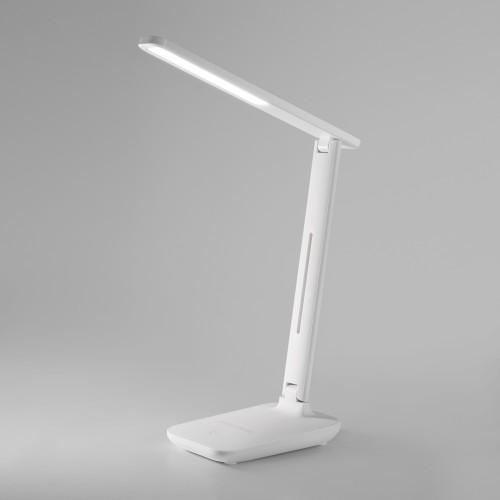 Настольный светодиодный светильник Pele белый TL80960