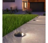 Подсветка для лестниц и дорожек MRL LED 1104 чёрный