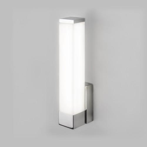 Jimy LED хром настенный светодиодный светильник MRL LED 1110