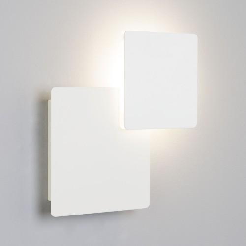 Настенный светодиодный светильник Белый 40136/1