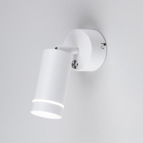 Glory SW LED белый настенный светодиодный светильник MRL LED 1005